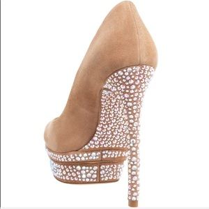 Brian Atwood Francoise Nude Pump